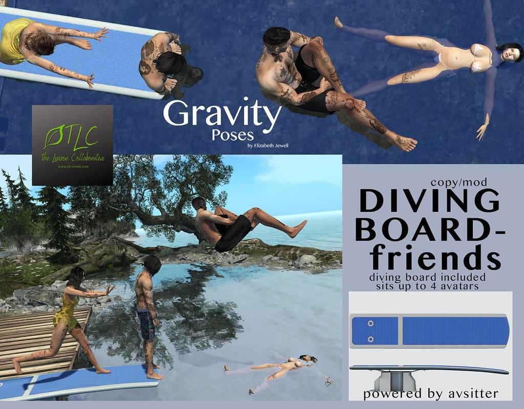 GP Diving Board Friends for TLC