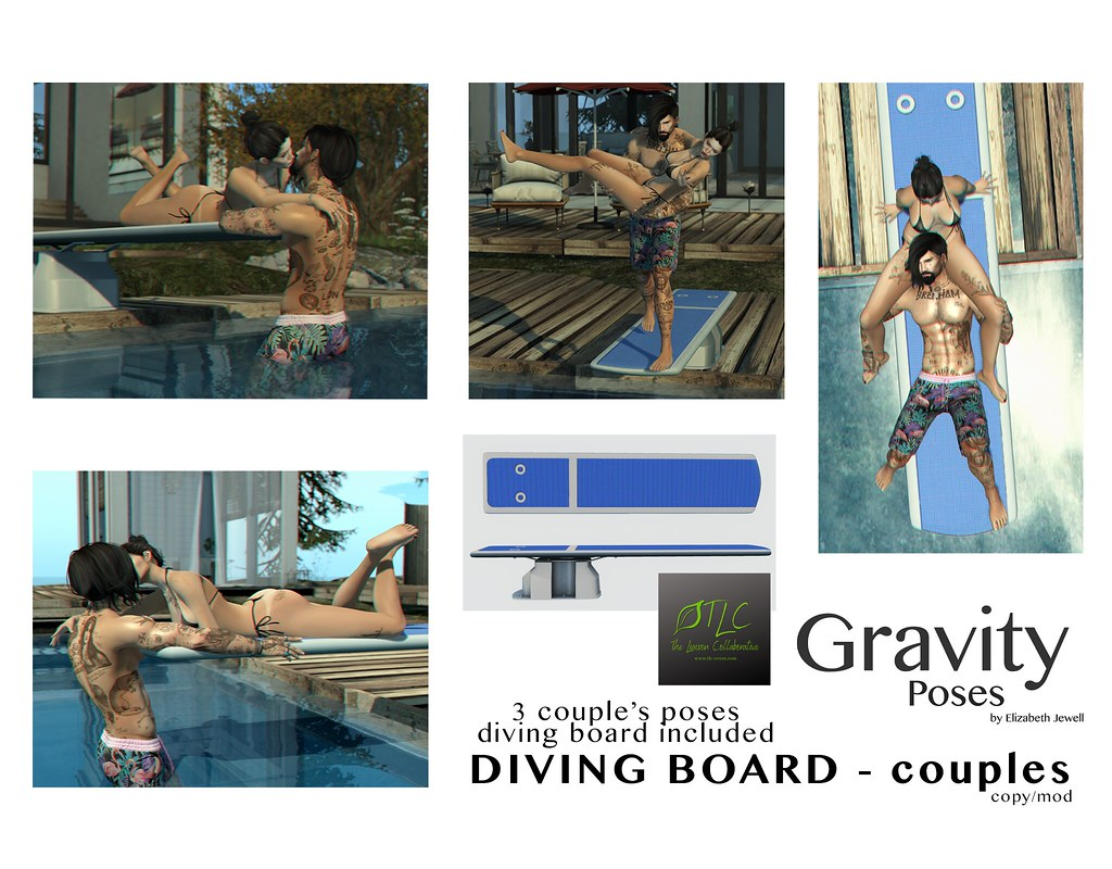 GP Diving Board couples For TLC