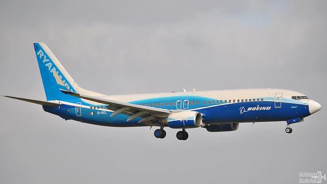 Ryanair 🇮🇪 Boeing 737-800 EI-DCL