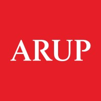 The logo of Arup