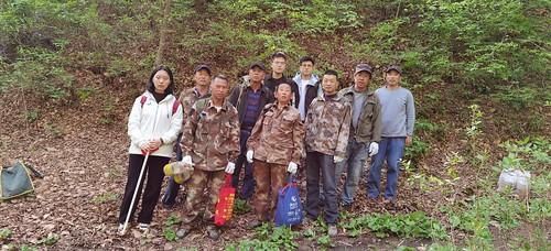 Mon, 05/17/2021 - 08:04 - Xingyu Wang, Chenhao Huang, Shuaiwei Xu, Xiuli Chen, Junliang Han, Guoli Wei, Zhongwu Zhao, Yunbao Wang, and Yuwen Han (Photo credit: Yan Zhu)