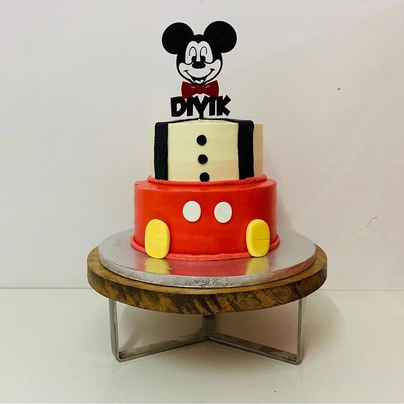 Cake by Fathima Nisha