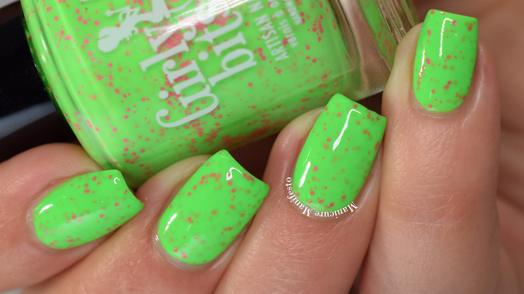 Girly Bits Let The Good Limes Roll