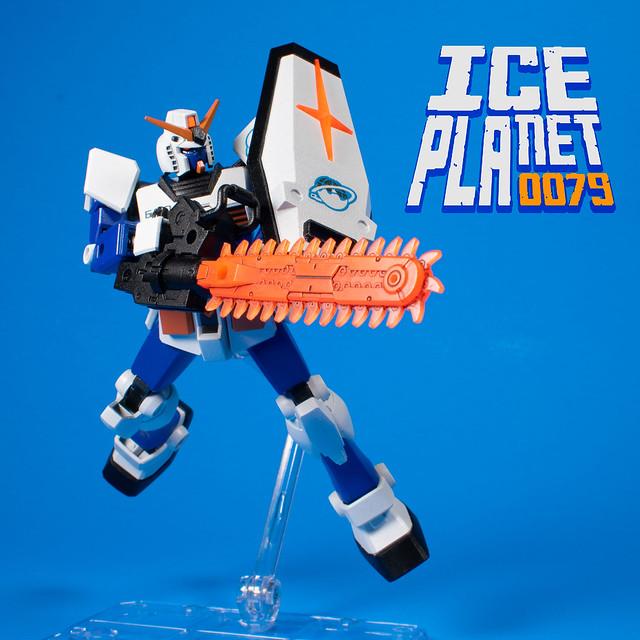 Ice Planet Gundam