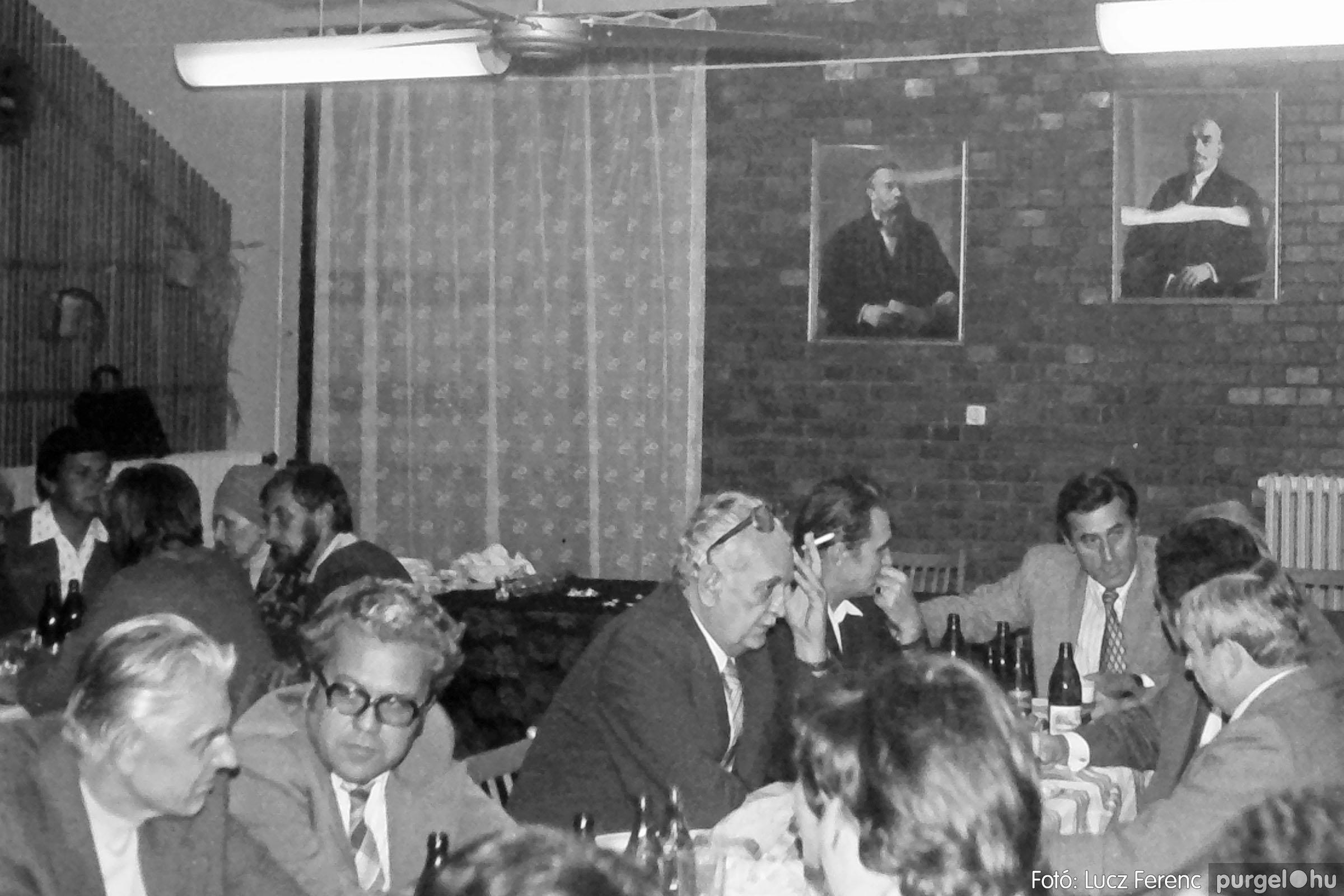 120. 1978. Rendezvény a pártházban 011. - Fotó: Lucz Ferenc.jpg