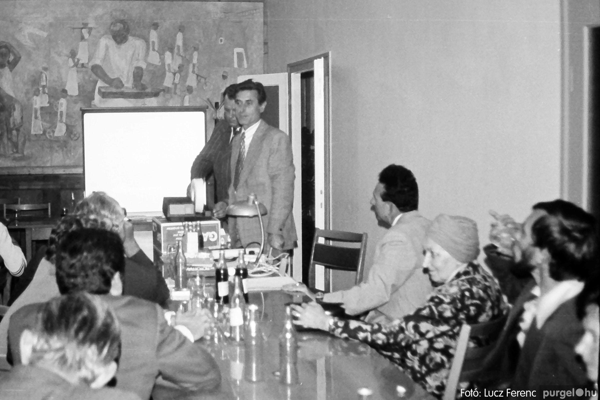 120. 1978. Rendezvény a pártházban 005. - Fotó: Lucz Ferenc.jpg