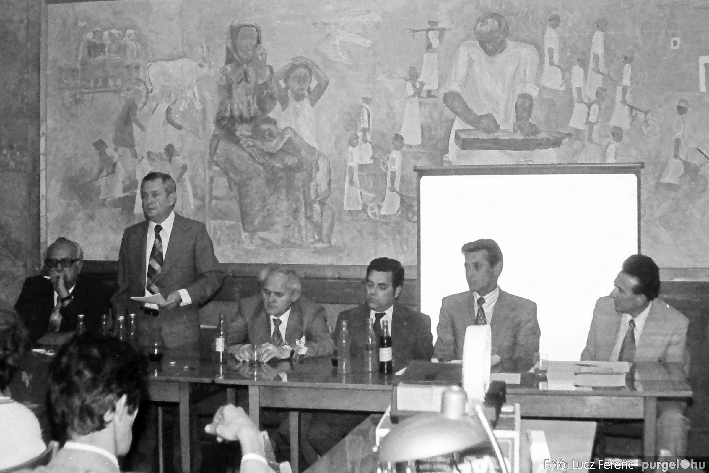 120. 1978. Rendezvény a pártházban 001. - Fotó: Lucz Ferenc.jpg