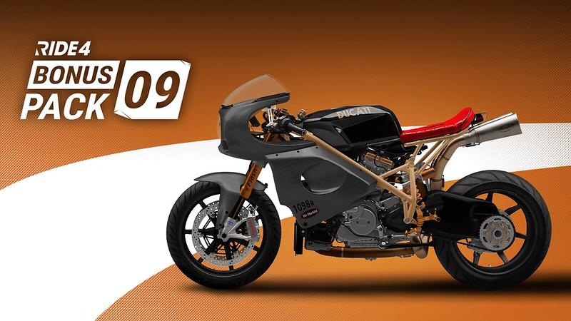 Mr Martini Ducati Flashback II