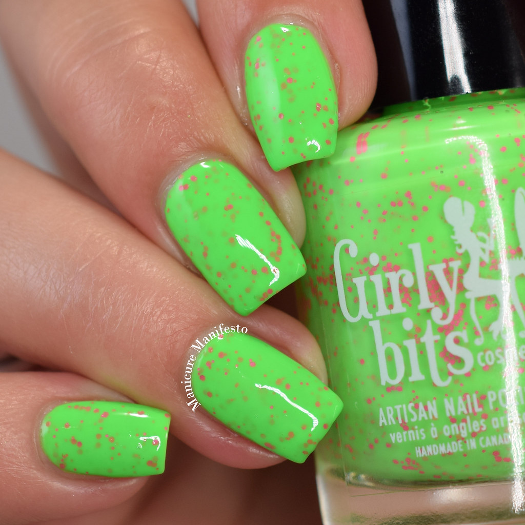 Girly Bits Let The Good Limes Roll review