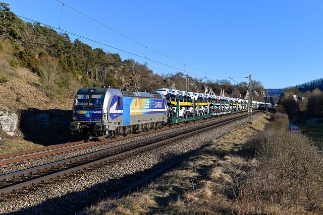 Railpool / RTB 193 824 Hagenacker (8027n)