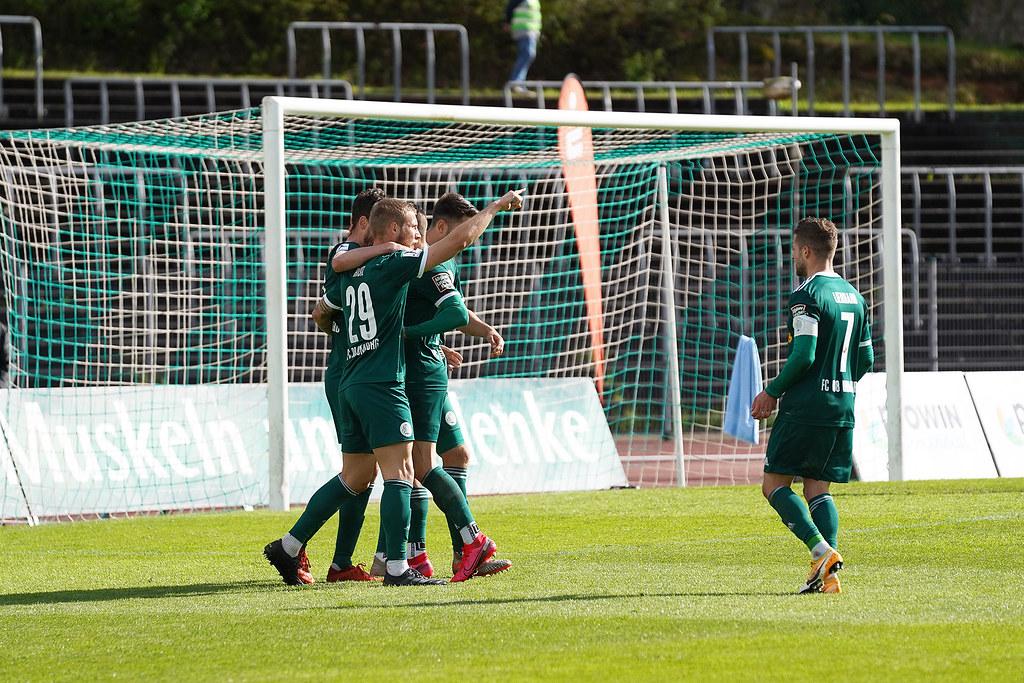 18.05.2021 | Saison 2019/20 | FC 08 Homburg | 1. FC Saarbrücken