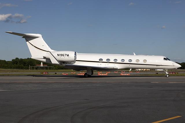 N1967M - Gulfstream GV-SP (G550) - KPDK - May 2021
