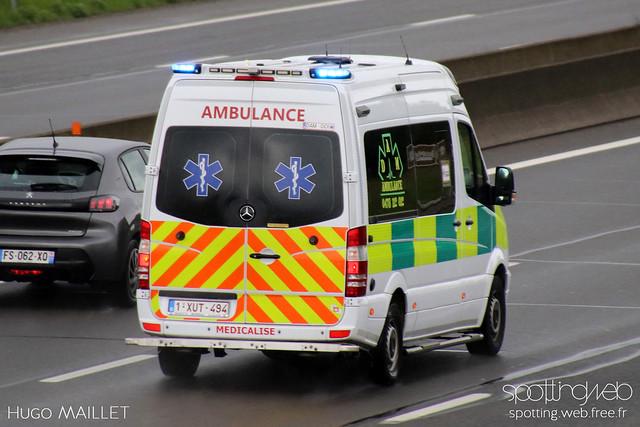 DAM Ambulance | Mercedes Sprinter