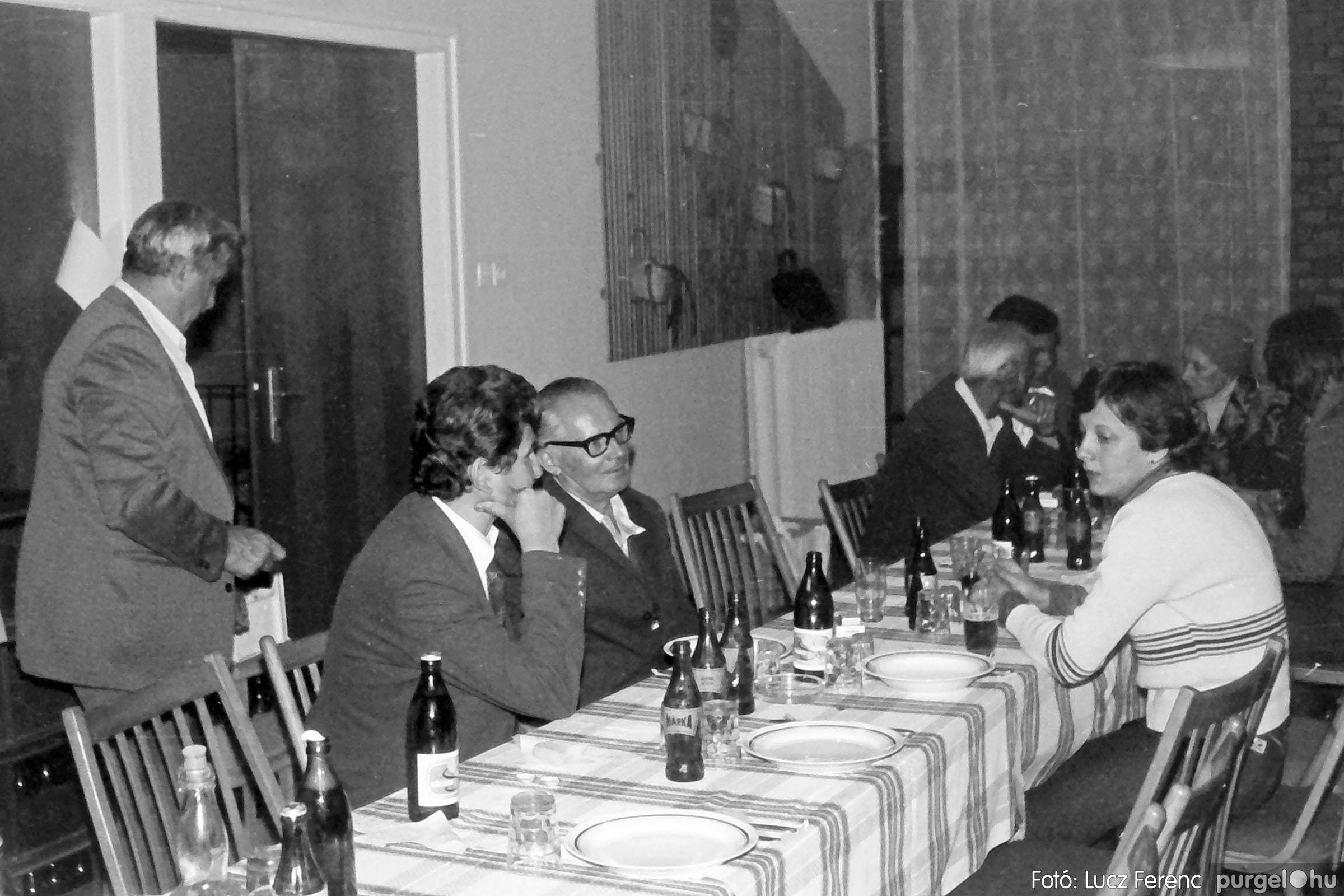120. 1978. Rendezvény a pártházban 008. - Fotó: Lucz Ferenc.jpg