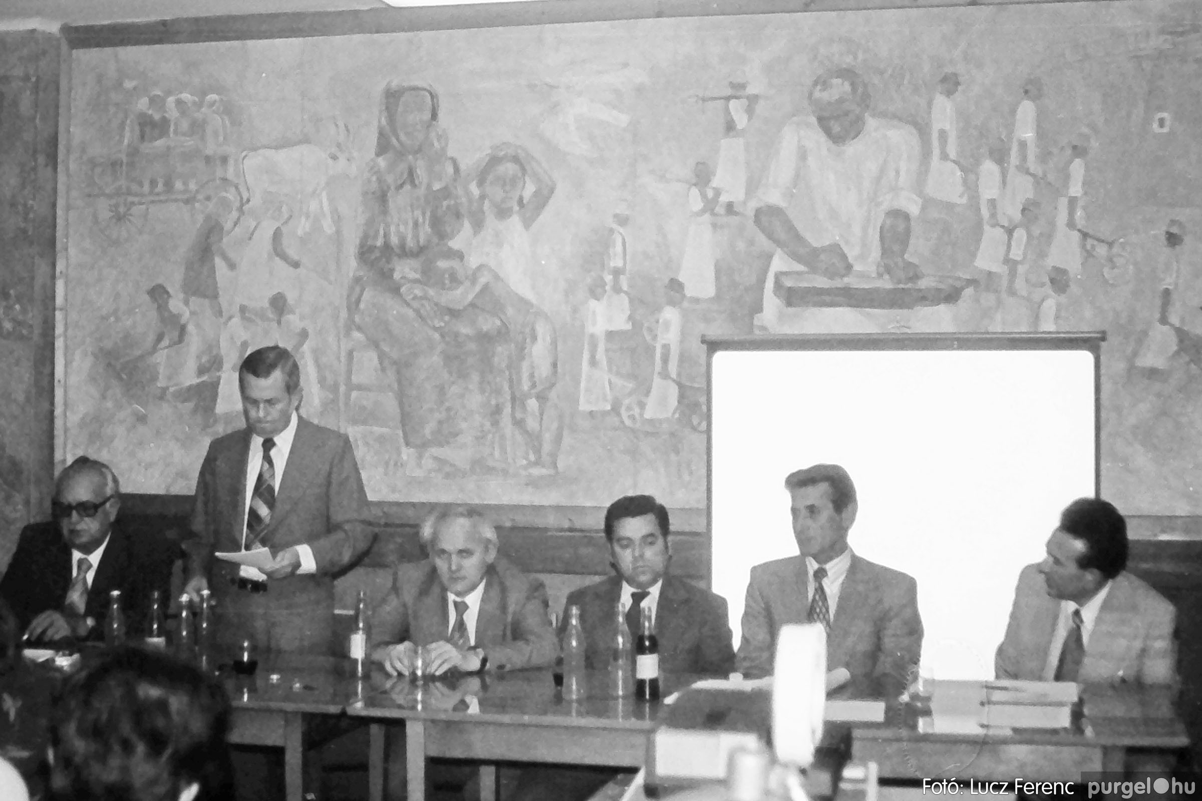 120. 1978. Rendezvény a pártházban 002. - Fotó: Lucz Ferenc.jpg