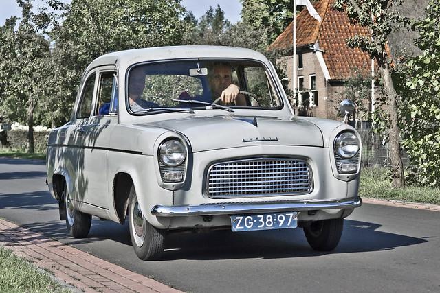 Ford Anglia 1958 (6997)