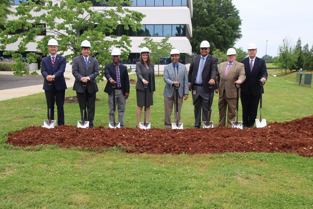 051821 CFD Research's Groundbreaking for a new Laboratory Building