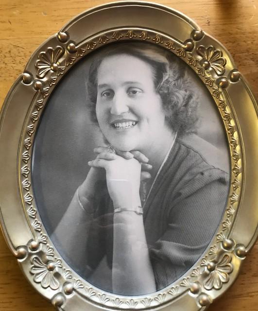Mom circa 1940