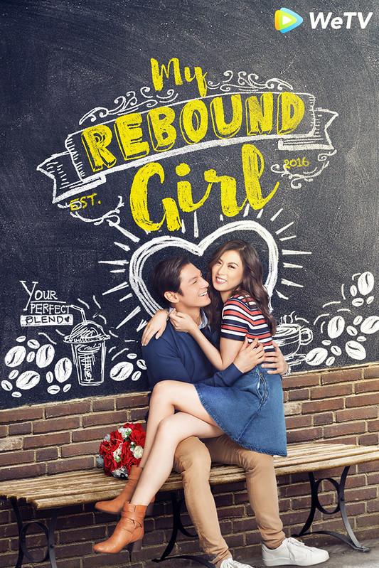 WeTV - My Rebound Girl Poster