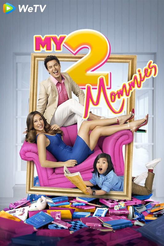 WeTV - My 2 Mommies Poster