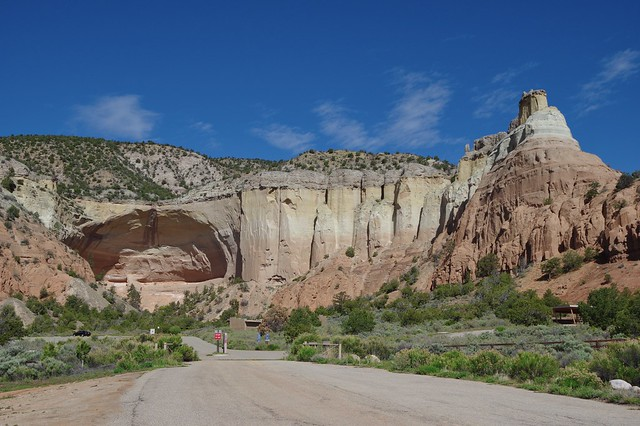 Echo Amphitheater, New Mexico