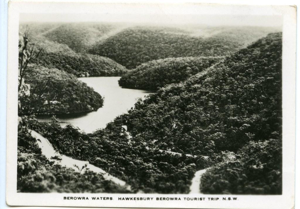 Berowra Waters Hawkesbury Berowra Tourist Trip, N.S.W.