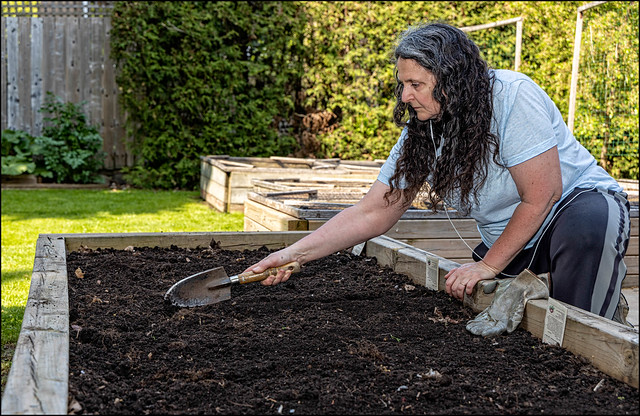 Planting Seeds - Jane - May 18 2021