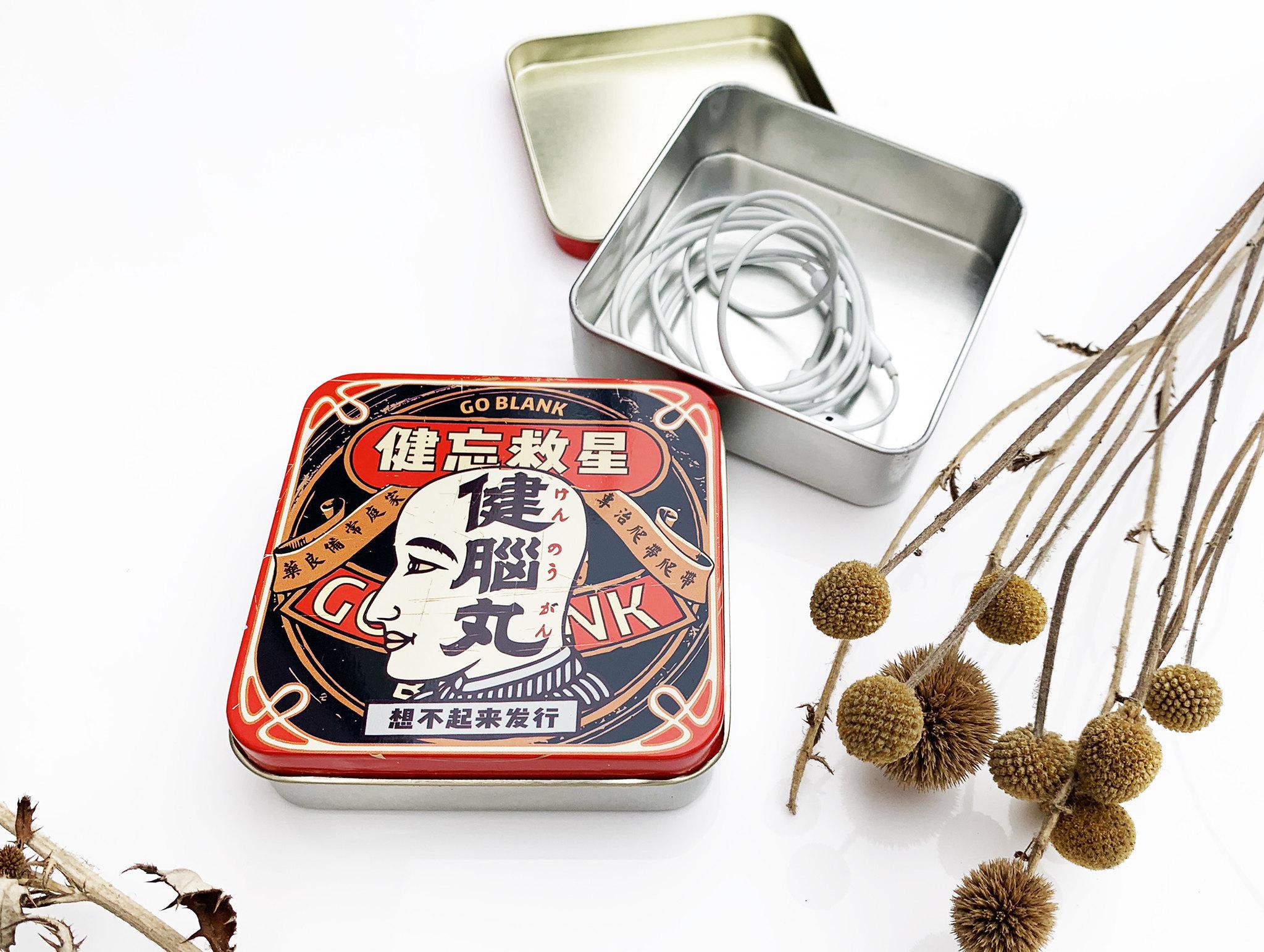 馬口鐵盒商品 - MUZI木子創意|在地台灣文創