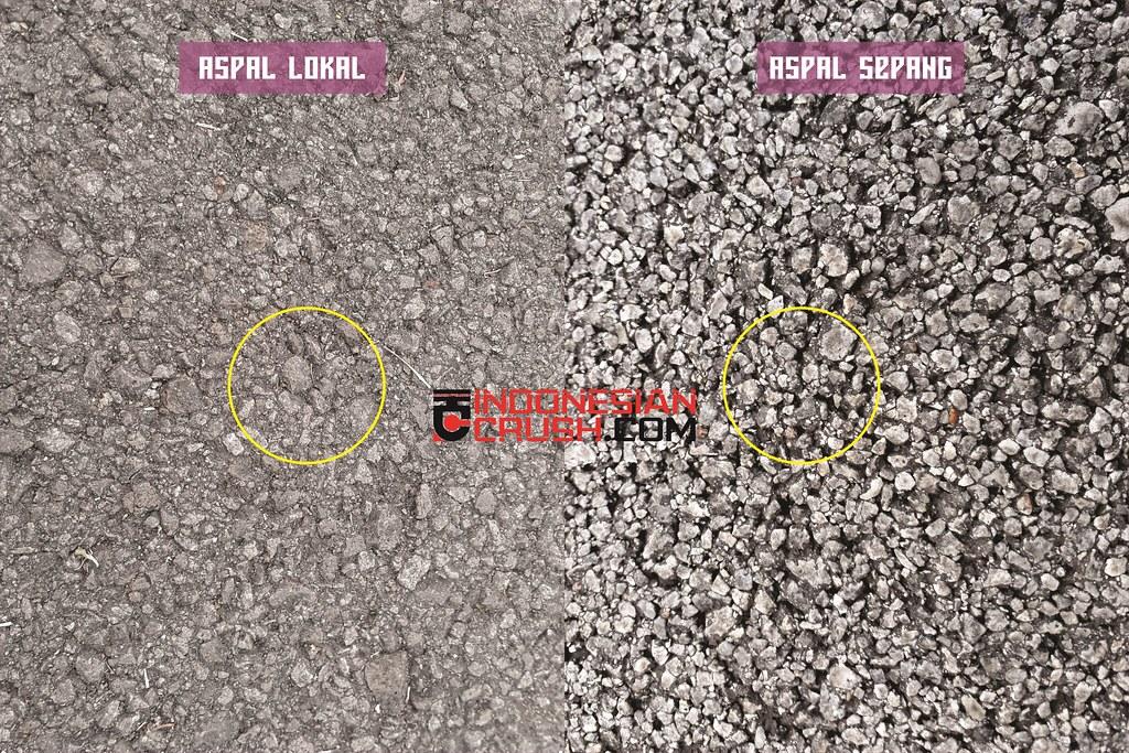Aspal Lokal vs Sepang