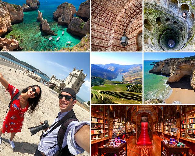 Mejor ruta por Portugal en 15 días