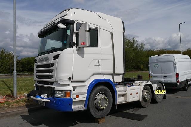 Scania R440 - Thurrock