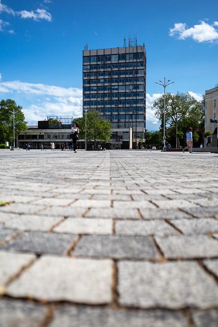 138/365 Plovdiv Central Square
