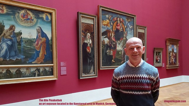 Alte Pinakothek or the Old Pinakothek in Munich for those who love Art
