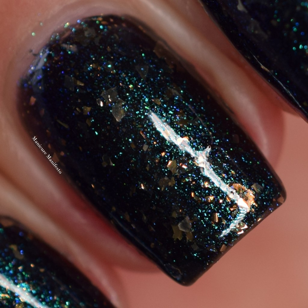 Girly Bits Oil Slither swatch