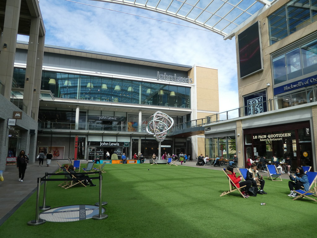 Westgate Shopping Centre, Oxford