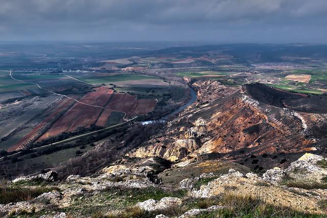 Vistas desde la Muela de la Alarilla / Views from the Alarilla hill