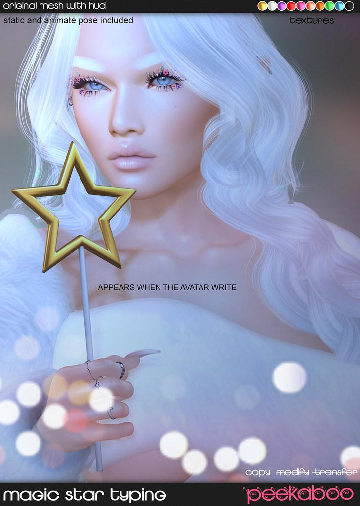 Typing Magic Star AD
