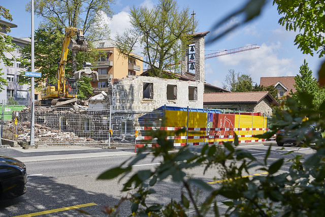 Neubau Oerlikon