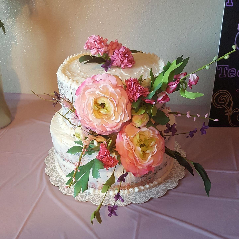 Cake by Kristy's Baking