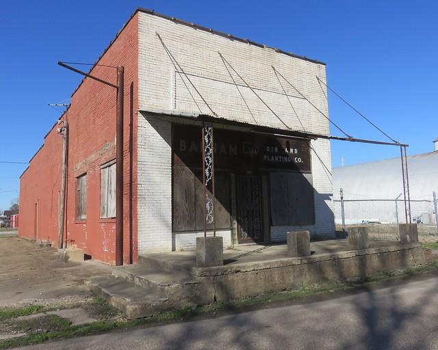 Barham Gin & Planting Company (Earle, Arkansas)