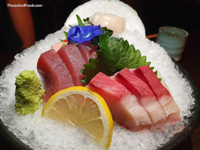 ishin japanese dining review