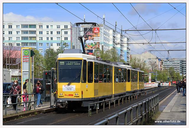 Tram Berlin - 2021-28