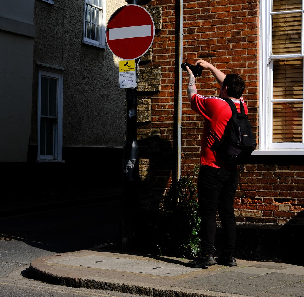 Art of the Street Photographer