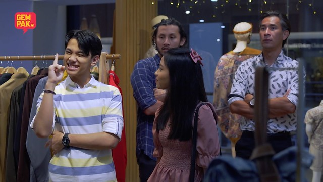 Drama Bersiri Ahli Bapak Bapak Club