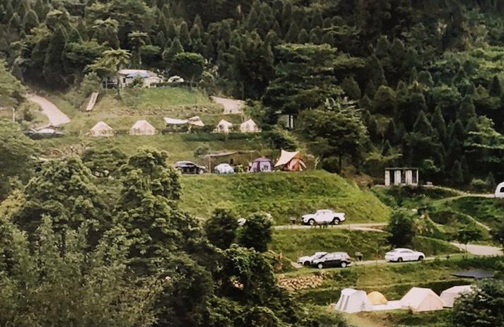 露營地。民眾提供