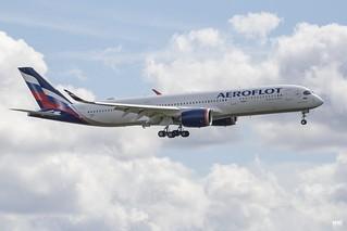 Аэрофлот  A350-900 XWB