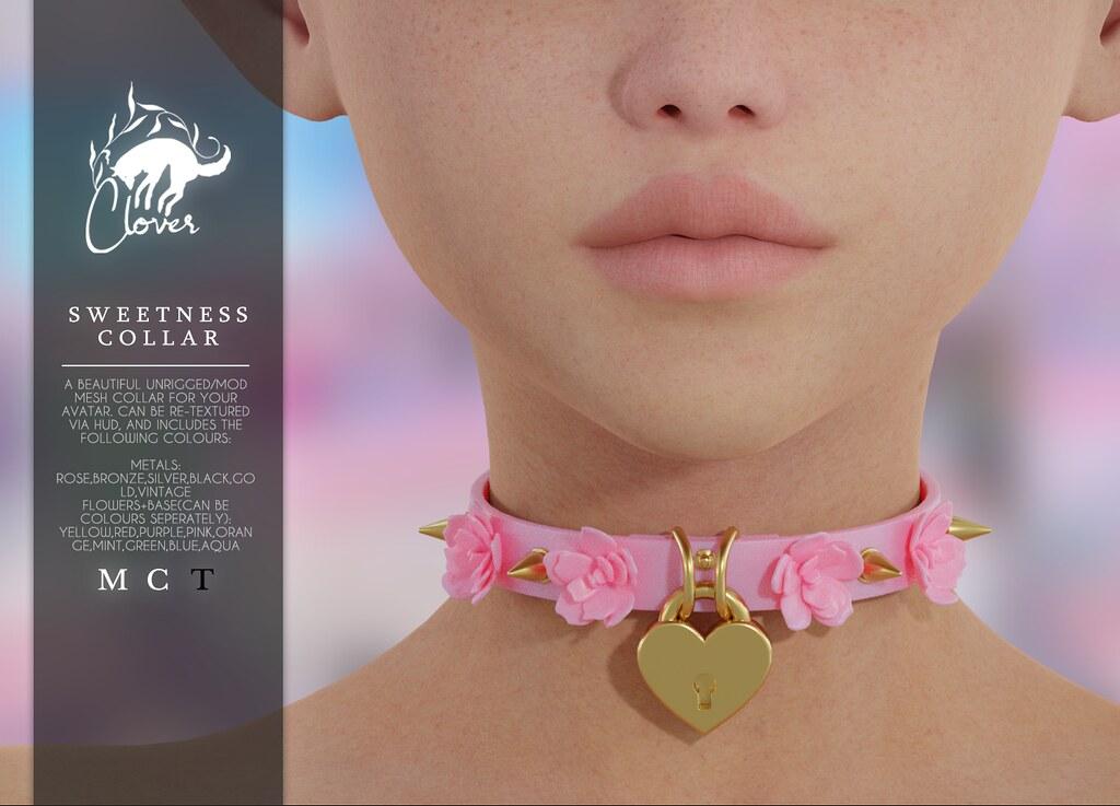 Sweetness Collar