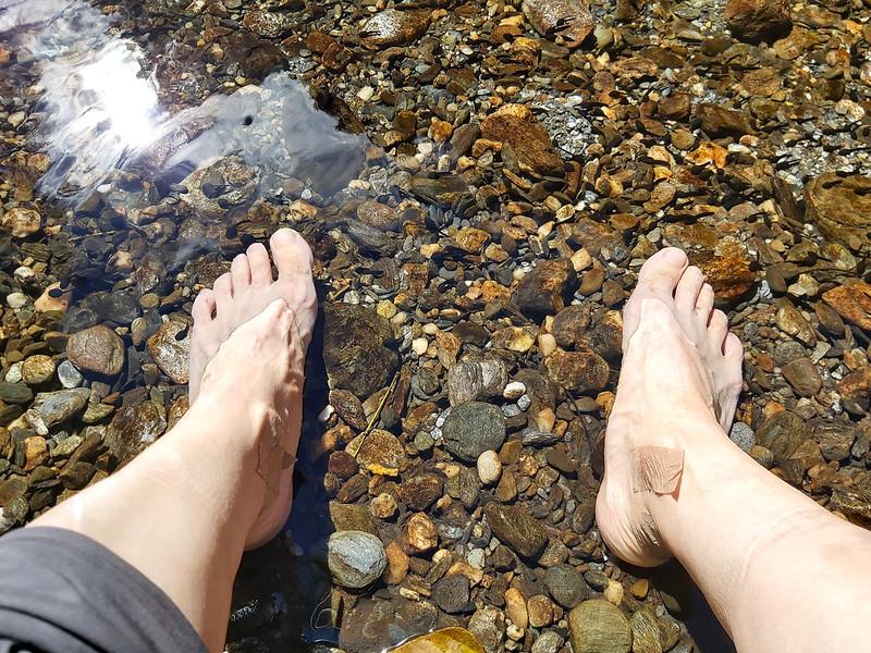 100 Peaks in Taiwan: Mt. Liushun and Qicai Lake, 100 km hike, thoughts