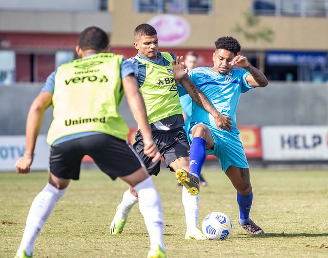 Avaí 1x1 Grêmio | Amistoso Grupo de Transição