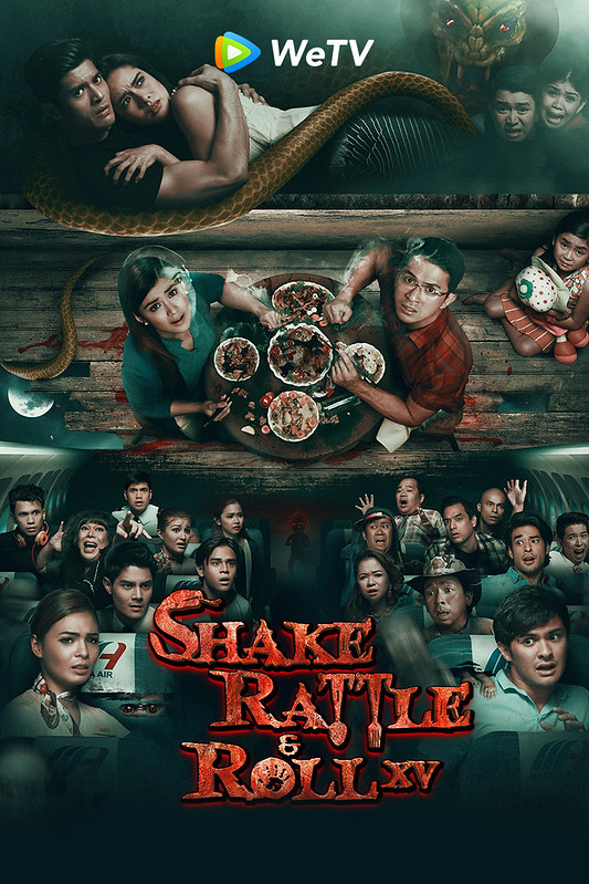 WeTV - Shake Rattle and Roll XV Poster